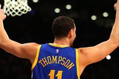 Thompson destron� a Curry�