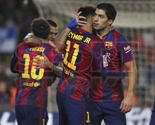 صور : مباراة برشلونة - فياريال 3-1 ( 11-02-2015 ) 1423690313938