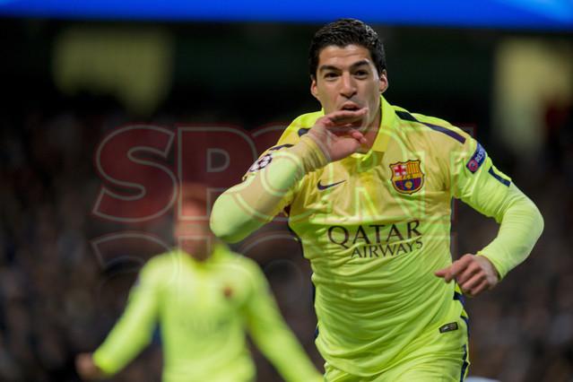 صور : مباراة مانشستر سيتي - برشلونة 1-2 ( 24-02-2015 )  1424816428938