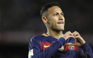Neymar ha declarado su amor eterno al Barça y a sus amigos Messi y Luis Suárez