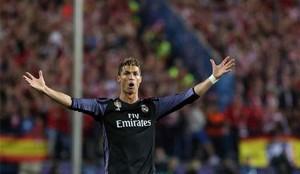 Cristiano Ronaldo, jugador del Real Madrid