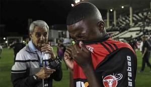 Vinicius provocó un penalty