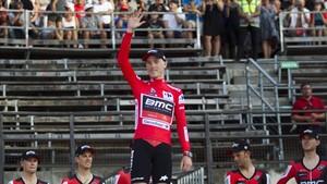 Rohan Dennis, un expistard australiano, primer líder de la Vuelta2017