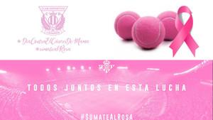 El mundo del deporte se viste de rosa