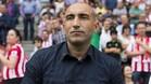 Abelardo tira la toalla como técnico del Sporting