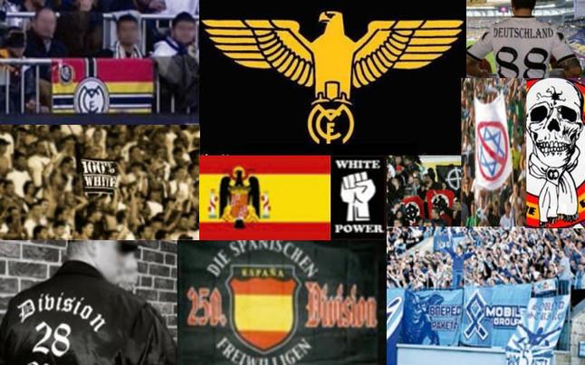 Algunas de las imágenes difundidas por el Real Madrid a sus socios y aficionados
