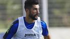Álvaro espera en Villarreal los documentos firmados por el Espanyol