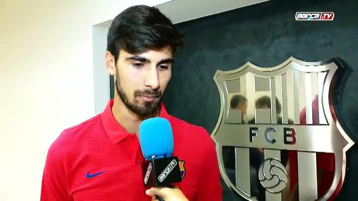 Los motivos por los que André Gomes escogió el FC Barcelona y no al Madrid