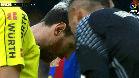 �Qu� le dijo Diego Alves a Messi antes de chutar el penalti?