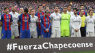 El Barça invita al Chapecoense al próximo Trofeo Joan Gamper