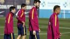 Luis Enrique tira del filial para preparar el Valencia - Bar�a
