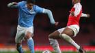 Brahim D�az�firm� su primer contrato profesional con el Manchester City