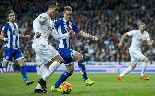 Zidane debuta con el Real Madrid con una goleada bals�mica