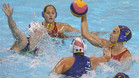 España, a punto para afrontar los cuartos de final del Europeo de waterpolo