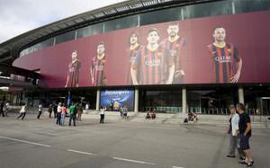 Rakuten será el sustituto de Qatar Airways en las camisetas del FC Barcelona