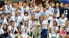 El Real Madrid es el �ltimo campe�n de la Champions League