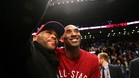 Todos querían un recuerdo con Kobe Bryant