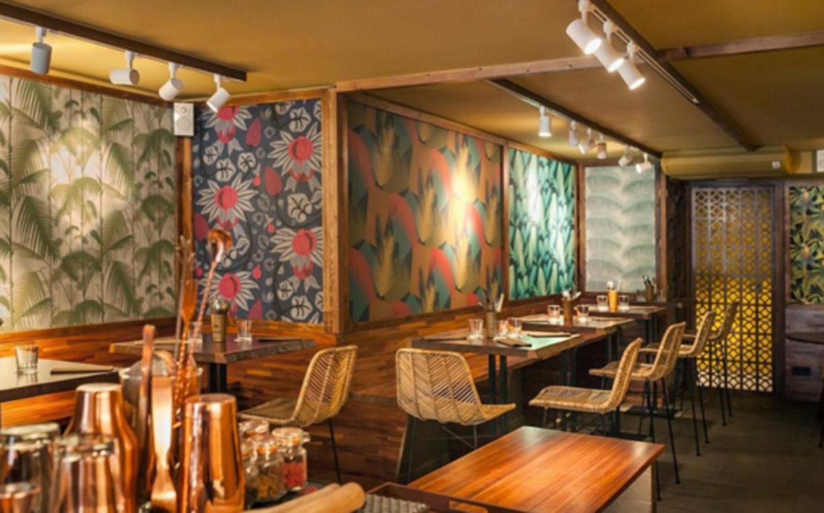 El restaurante de alves ser competencia directa del de leo for Crear restaurante