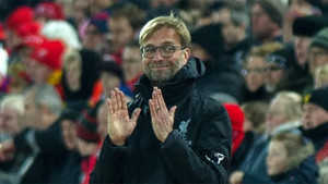 Jügen Klopp, entrenador del Liverpool
