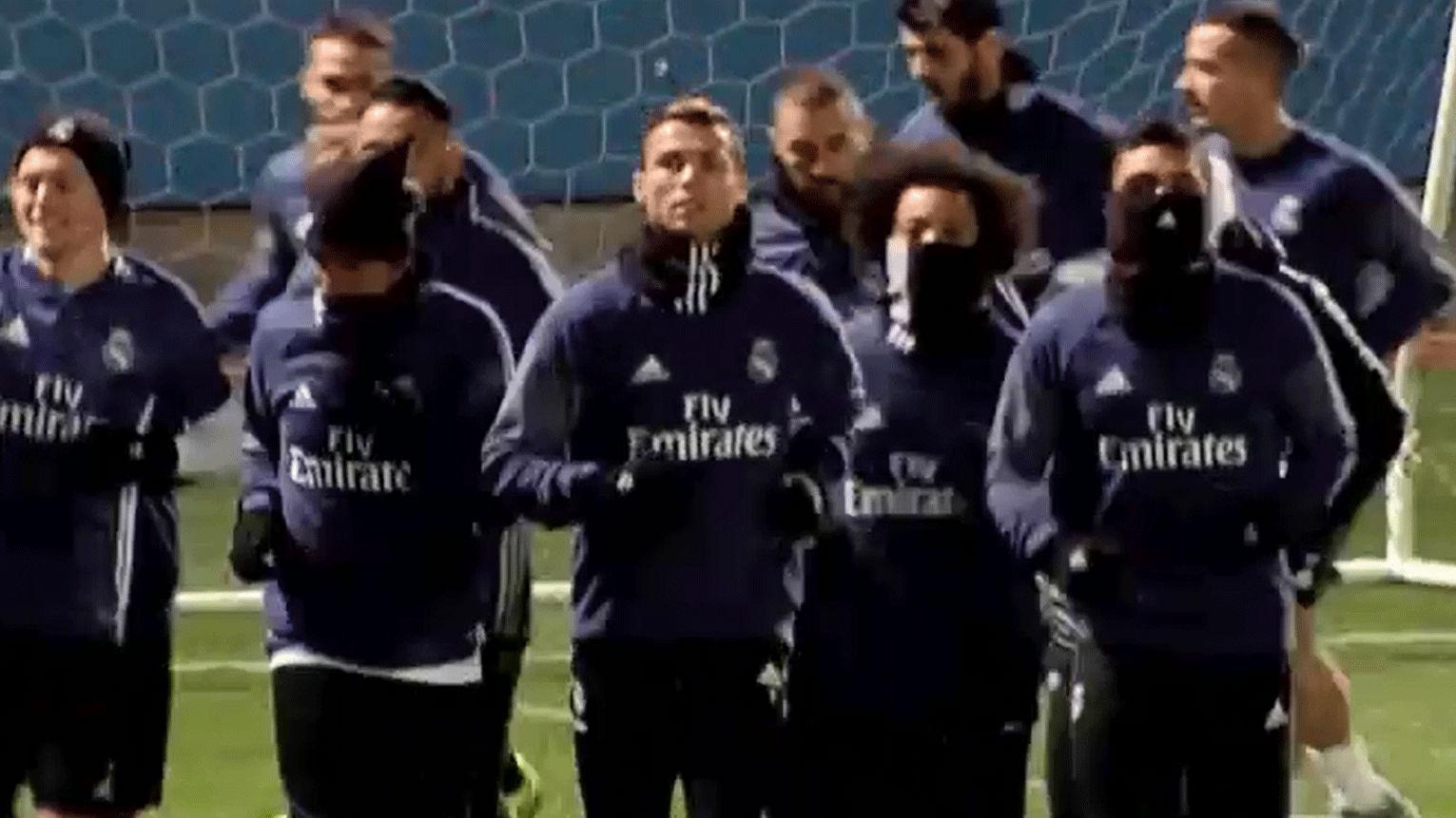 El Real Madrid desata la locura en Japón
