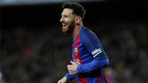 La ambición deportiva de Leo Messi no cesa