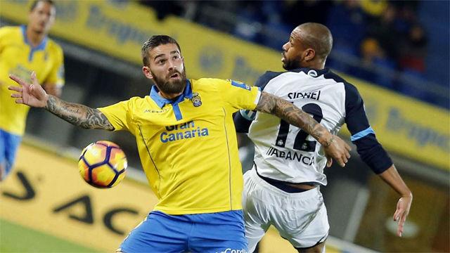 Vídeo Resumen Las Palmas - Deportivo (1-1). Jornada 19 de la Liga Santander 2016-17