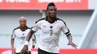 Asamoah Gyan sentenció el pase de Ghana a cuartos.
