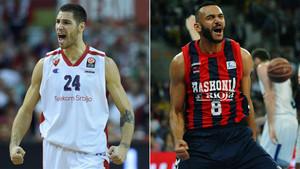 Jovic y Hanga son dos jugadores que gustan en los despachos del Palau