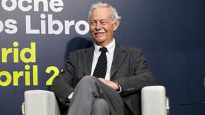 El novelista Eduardo Mendoza, ganador del Premio Cervantes 2017, es seguidor del FC Barcelona