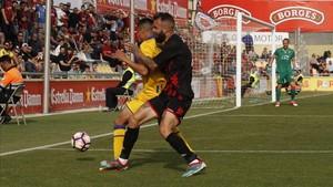 El Reus vuelve a tropezar en casa, esta vez ante el Alcorcón
