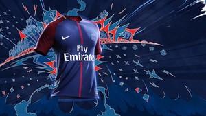 Esta es la nueva camiseta del PSG