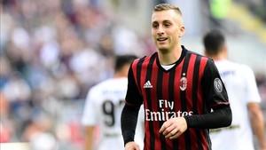 Gerard Deulofeu ha brillado en el Milan cedido por el Everton
