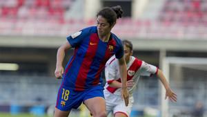Marta Torrejón asegura que el Barça hará un último esfuerzo para intentar conseguir la Copa de la Reina