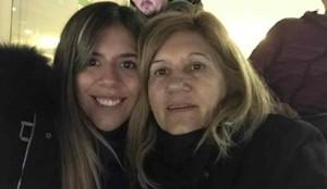 Claudio Cosano vestirá a la hermana y la madre de Messi
