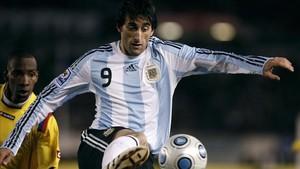 Diego Milito consumió Salbutamol, aunque con permiso de la FIFA