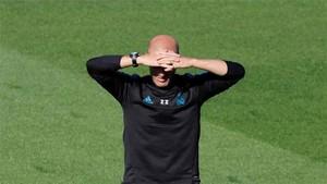 Zidane no se mojó sobre el Balón de Oro 2017