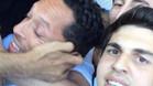 Adriano ya est� en Turqu�a para fichar por el Besiktas