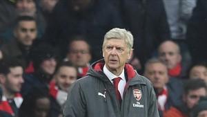 Arsène Wenger termina su contrato con el Arsenal la próxima temporada