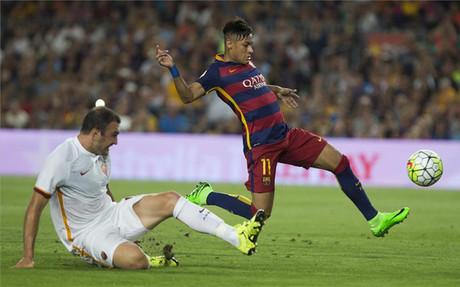 El Bar�a, a por la renovaci�n de Neymar