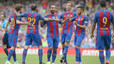 Barcelona 3-1 Celtic: Fine start to preseason as Messi and Suarez lead the line