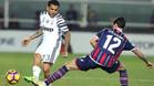 Dani Alves reapareció en la Juventus con victoria