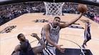 Duncan ha jugado sus 19 a�os de carrera en los Spurs