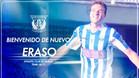 Eraso regresa a Butarque tras su etapa en el Athletic