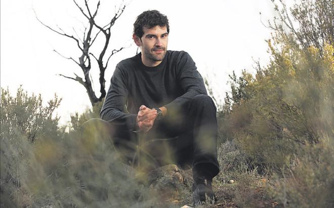 El escritor Luis Roso debuta con su primera novela 'Aguacero'
