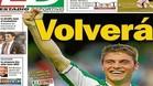 'Estadio Deportivo' asegura que Joaquín volverá al Betis