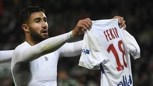 Fakir es uno de los futbolistas de moda del fútbol francés