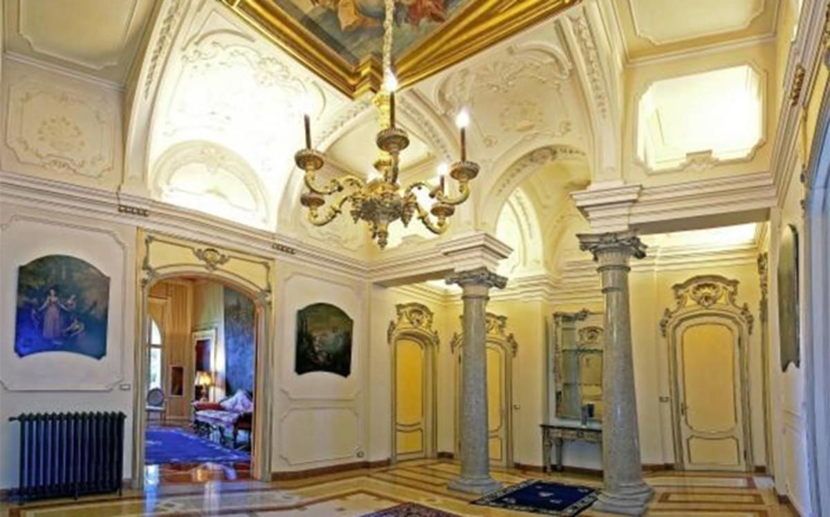 Baños Turcos Juventus:Las imágenes de la nueva casa de Higuaín en Turín