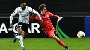 Los partidos de la Europa League empiezan a las 21.05 horas