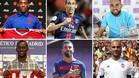 Los seis grandes 'pelotazos' de Mendes en el �ltimo mercado de fichajes