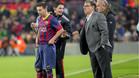 Tata Martino desvela c�mo convenci� a Messi para que descansara